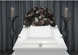 Эконом похороны