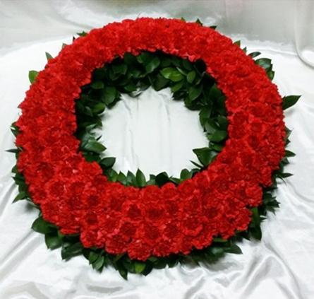 Венок на похороны «Достойный №001»